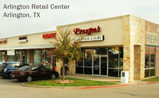 Arlington Retail Center - Arlington TX